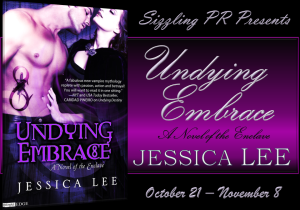 Undying Embrace - Jessica Lee - Banner