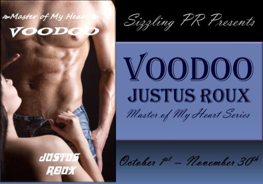 Voodoo - Justus Roux - Banner