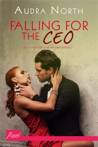 Cover_Falling for the CEO by Audra North