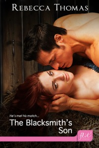 Cover_The Blacksmith's Son - Rebbeca Thomas