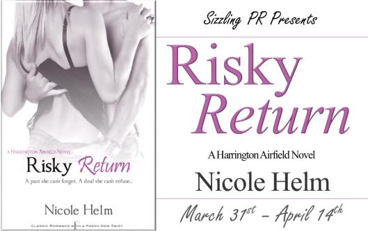 Risky Return by Nicole Helm
