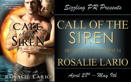 Call of the Siren - Banner