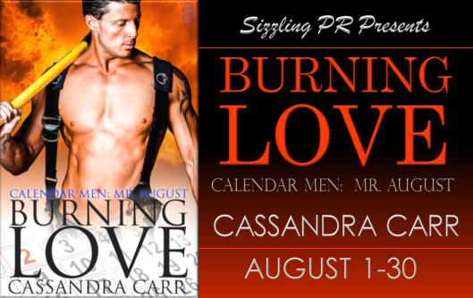Burning Love Banner