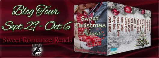 Sweet Christmas Kisses Banner 851 x 315