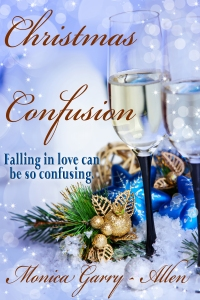 Romantic Comedy - Christmas Confusion - Book Cover