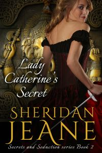 Lady Catherine's Secret Cover
