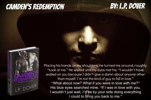 Camden's Redemption Promo 2