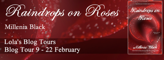 Raindrops on Roses tour banner