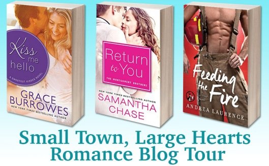 Small Town Blog Tour