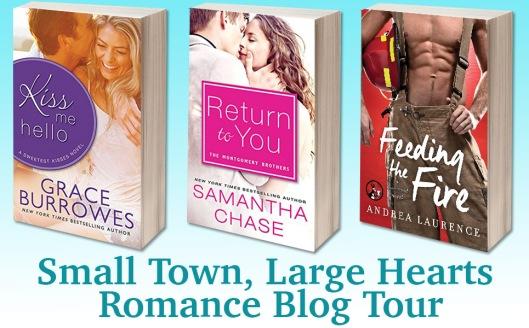 Small Town Blog Tour