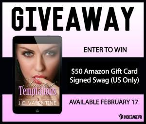 Sweetest Temptations Giveaway