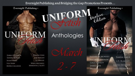 Uniform Fetish Tour Banner2