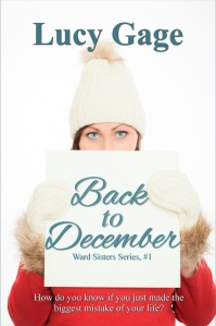 Ward Sisters - Book 1 Cover - Back To December