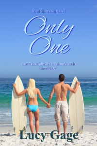 Ward Sisters - Book 2 Cover - Only One
