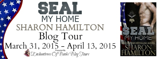 SEAL My Home Blog Tour Banner