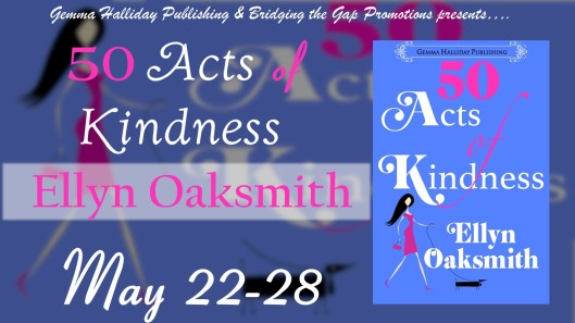 50 Acts of Kindness Tour Banner