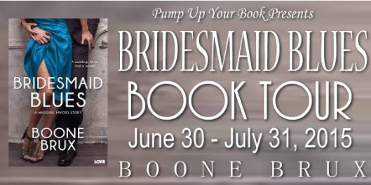 Bridesmaid Blues Book Banner