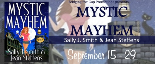 Mystic Mayhem Tour Banner