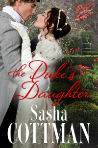 The Duke's Daughter - hi res cover