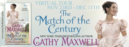 VT-MatchoftheCentury-CathyMaxwell