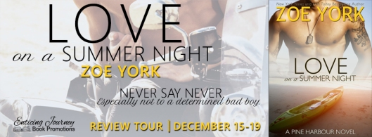 Love on a Summer Night Banner