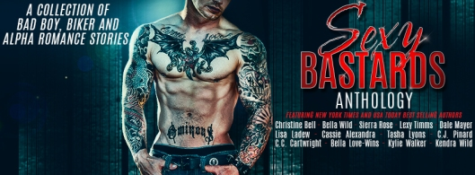 1Sexy Bastards Facebook Cover Art