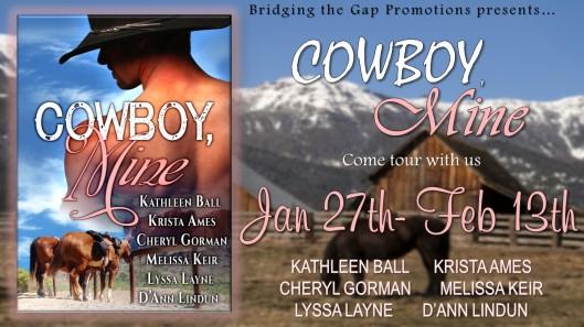 Cowboy, Mine banner