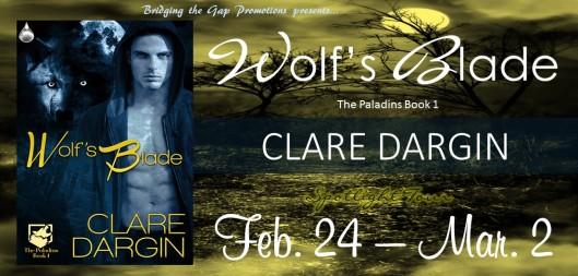 Wolf's Blade Banner