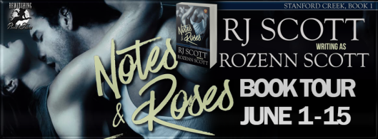 Notes & Roses Banner 851 x 315