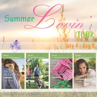 Summer Lovin Social Media Button