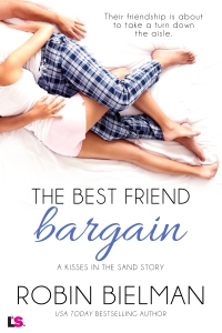 The Best Friend Bargain Cover